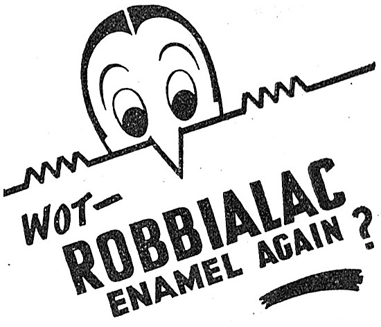 Robbbialac Touch Up Paints & Enamels