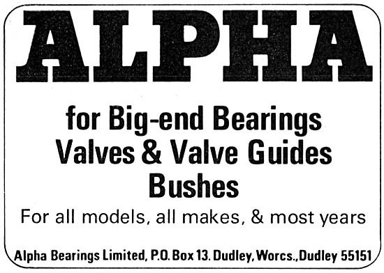 Alpha Bearings