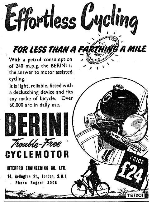 Berini Cyclemotor