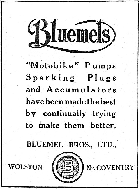 Bluemels Motor Cycle Accessories