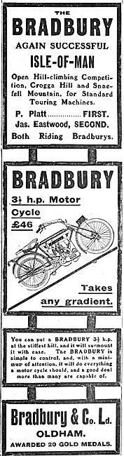 Bradbury Motor Cycles