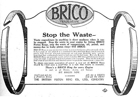 Brico Piston Rings