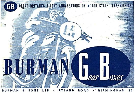 Burman Gears - Burman Gearboxes