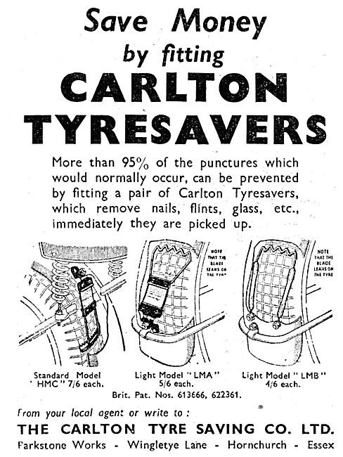 Carlton Tyresavers