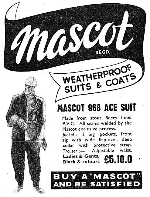 Mascot PVC Weatherproof Suits & Coats