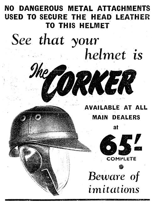 Corker Motorcyclists Safety Helmets
