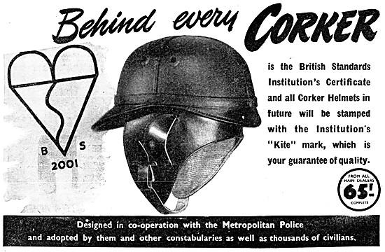 Corker Crash Helmets - Corker Helmets