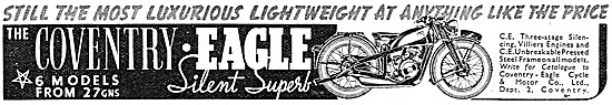 Coventry-Eagle Motor Cycles