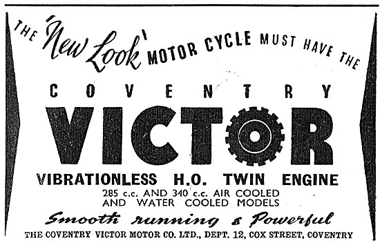 Coventry Victor Boxer Twins