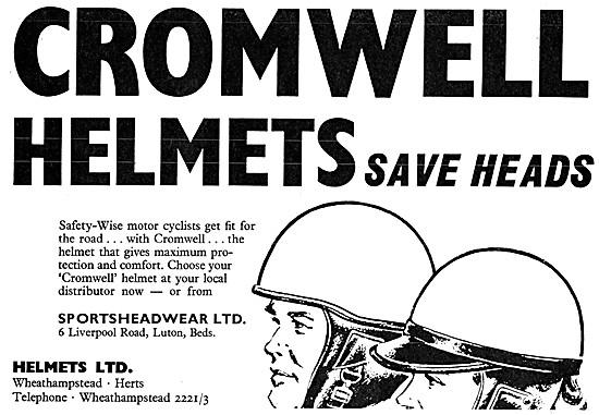 Cromwell Helmets