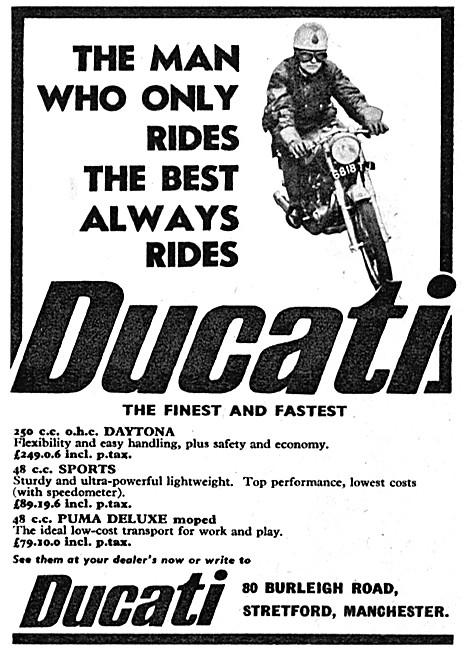 Ducati Daytona 250 cc