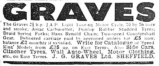 Graves Motor Cycles
