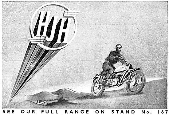 HJH Motor Cycles