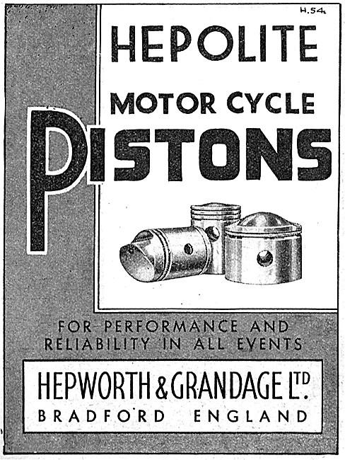 Heoplite Piston Rings