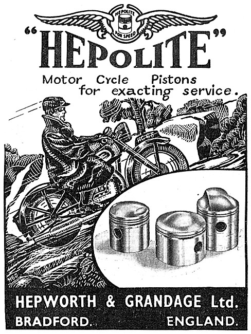 Heoplite Pistons & Cylinder Liners