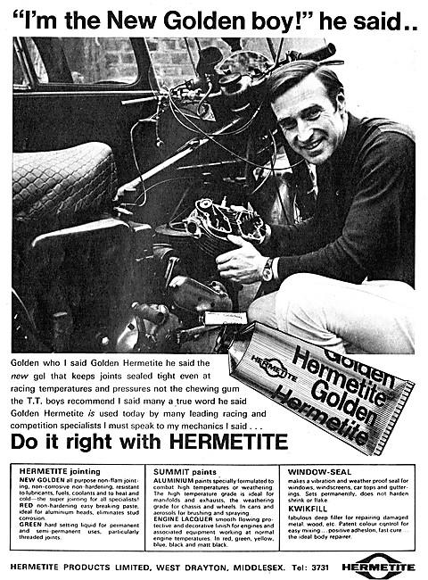 Hermetite Gasket Jointing
