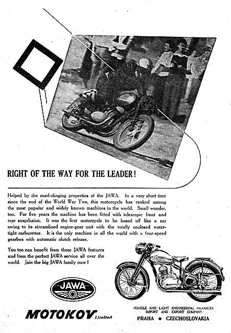 Jawa Motor Cycles