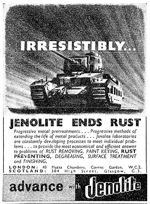 Jenolite Rust Remover & Preventer