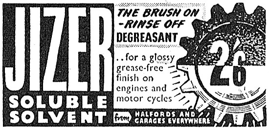 Deb Jizer Soluble Solvent - Jizer Degreasing & Cleaning Fluid