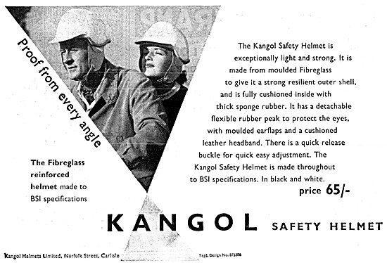 Kangol Crash Helmets - Kangol Helmets