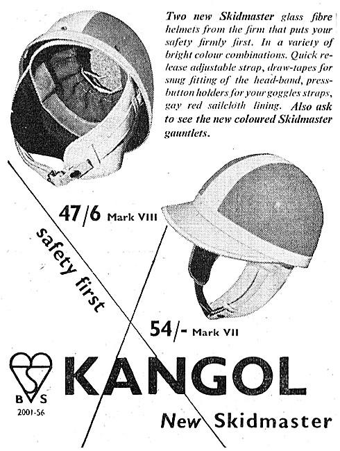 Kangol Skidmaster Helmets