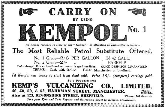 Kempol Petrol Substitute