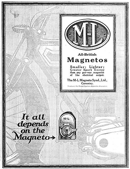 M-L Magnetos - ML Magnetos