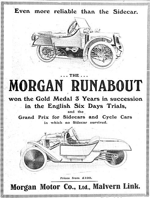 1915 Morgan Runabout