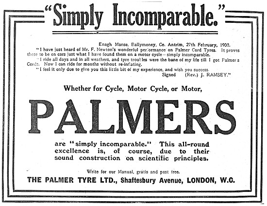 Palmer Tyres - Palmer Motor Cycle Tyres