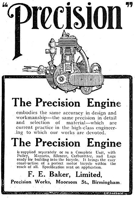 Precision Engines - Precision Motor Cycle Engines
