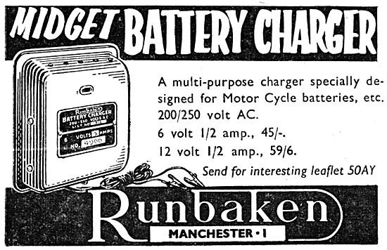 Runbaken Battery Charger