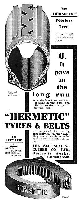 Hermetic Peerless Tyres - Hermetic Belts