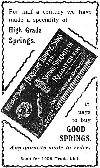 Terrys Springs & Presswork