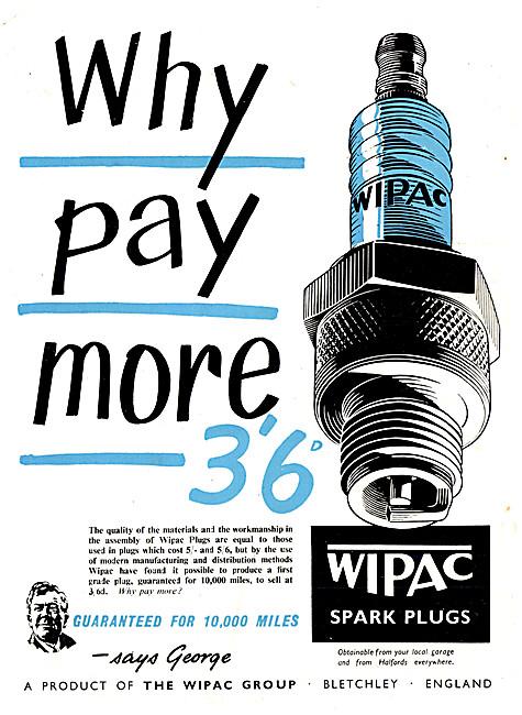Wipac Spark Plugs