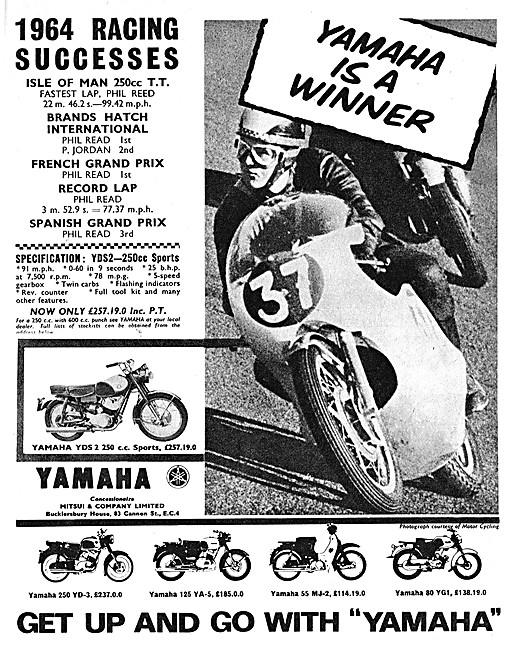 Yamaha YD-34 - Yamaha YDS 2