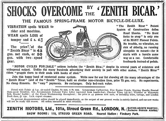 1908 Zenith Bicar